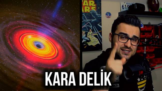 90 Saniyede Bilim – Kara Delik nedir?