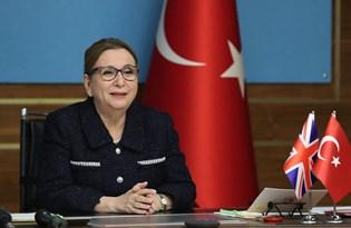 Bakan Pekcan: Yalnızca hizmet ihracatı için faaliyet gösterecek yeni bir Genel Sekreterlik kurduk