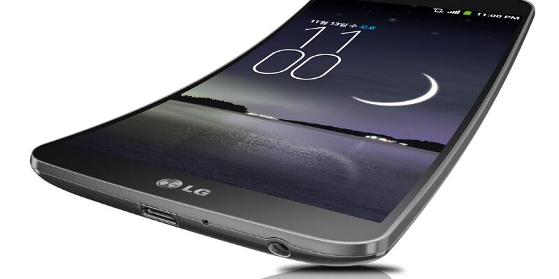 Dünyanın ilk kavisli akıllı telefonu LG G Flex Türkiye'de