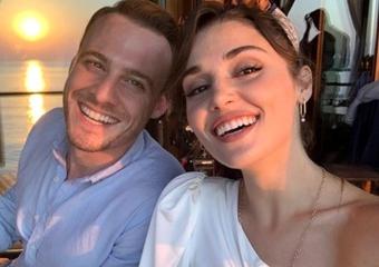 Hande Erçel: Kerem'le aşk yok, işimizi yapıyoruz