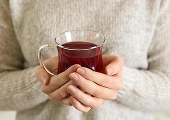 Kararında içilen çay kalbi koruyor