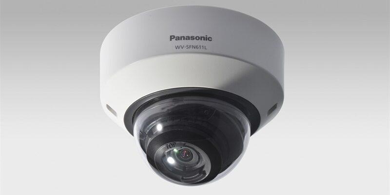 Panasonic, saniyede 60 kare hızda kayıt yapan yeni güvenlik kameraları