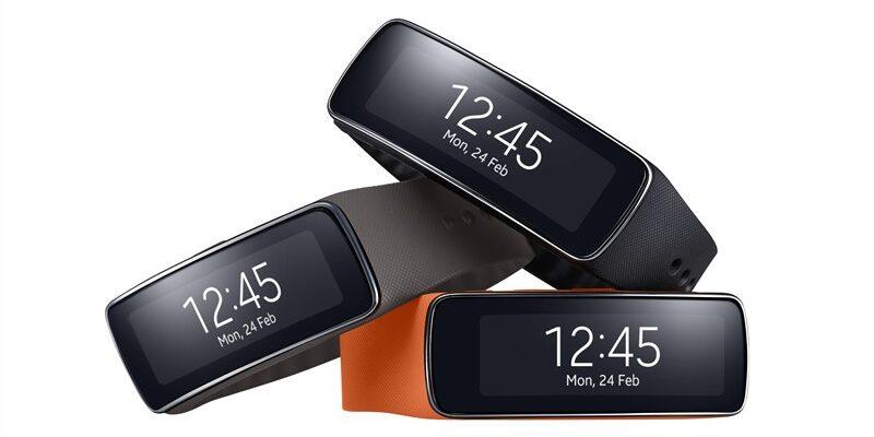 """Samsung Giyilebilir Teknoloji Ürünlerini """"Gear Fit"""" ile Genişletiyor"""