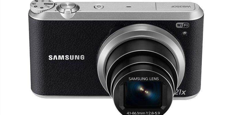 Samsung'un akıllı fotoğraf makinesi WB350F Türkiye'de satışa sunuldu